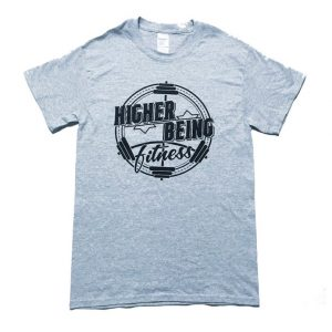 HIGHER BEING T-SHIRTS