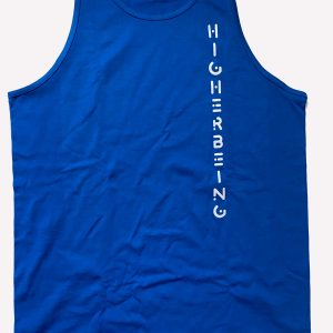 HIGHER BEING TANK TOPS