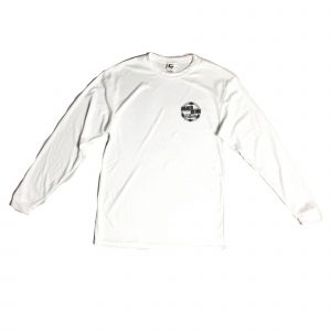 WHITE HIGHER BEING ATHLETIC LONG SLEEVE